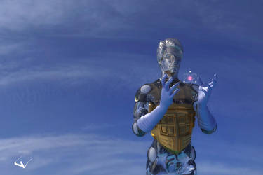 Micronauts:  Time Traveler by lhumungus