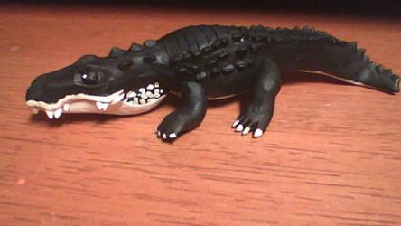 American Alligator by DoodleHappyDavis