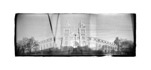 Natural History Museum London by Veniamin