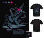 DA Myth challenge: Beware the Kraken by Shockowaffel