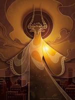 The golden calf by Shockowaffel