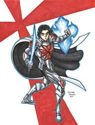 Templar by LucianoVecchio