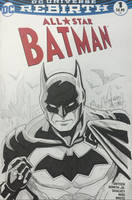 All-Star Batman NYCC Commission by LucianoVecchio