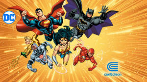 Justice League Currents by LucianoVecchio
