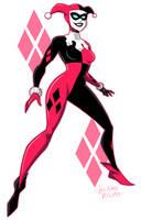 DCAU Harley Quinn by LucianoVecchio