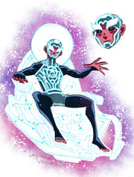 Young Metron Sketch by LucianoVecchio