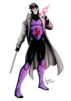 Gambit by LucianoVecchio