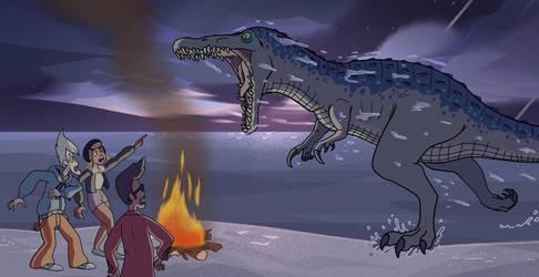 Jurassic Universe 2.0 - (2/12) by ArtMakerProductions