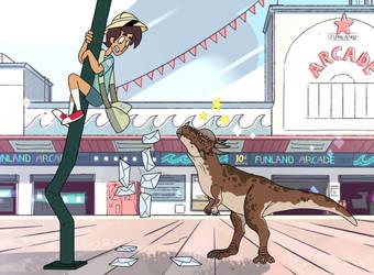 Jurassic Universe 2.0 - (5/12) by ArtMakerProductions