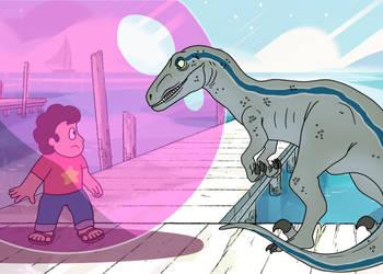 Jurassic Universe 2.0 - (9/12) by ArtMakerProductions