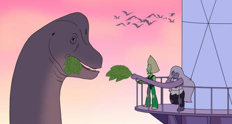 Jurassic Universe 2.0 - (10/12) by ArtMakerProductions