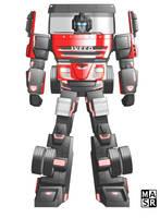 Transformer Stralis NR by rattrap587