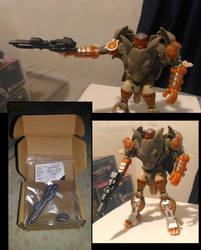 Rattrap Shockwave Lab SL-13 Weapon Upgrade Kit by rattrap587