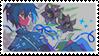 Shuichi Saihara stamp by xgeziiezx