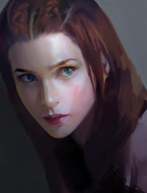 Sansa Stark (Wip) by TeiIku