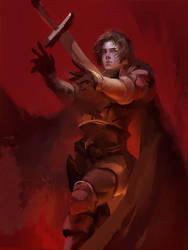 Robb Stark (Wip) by TeiIku