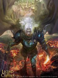 Warrior - Advance version by TeiIku