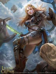 Sky Warrior advance version by TeiIku