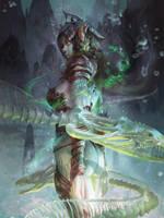 Sea Witch Advance version by TeiIku