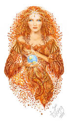 Mother Earth by layanna