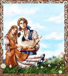 Beginning of Tale by layanna