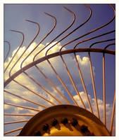 Harvest Sun by Mrichston