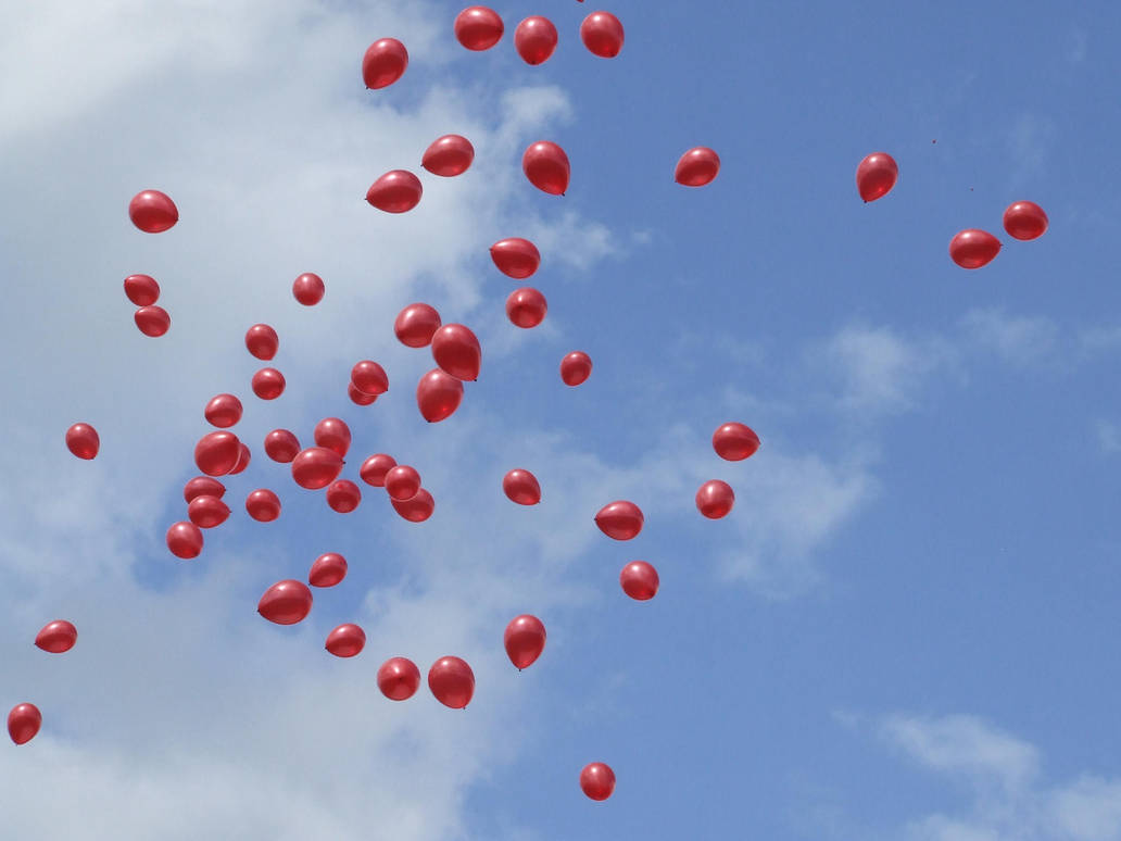 99 Red Balloons By Callumh93