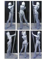 Egyptian Amazons by danielsyzygy