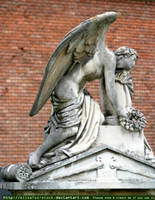 stock angel sculpture 03 by elisafox-stock