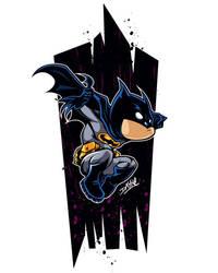 Batsy Vector by romidion
