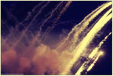 Fireworks by Knajfer