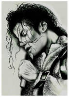 Michael Jackson Dangerous tour by Safkiel