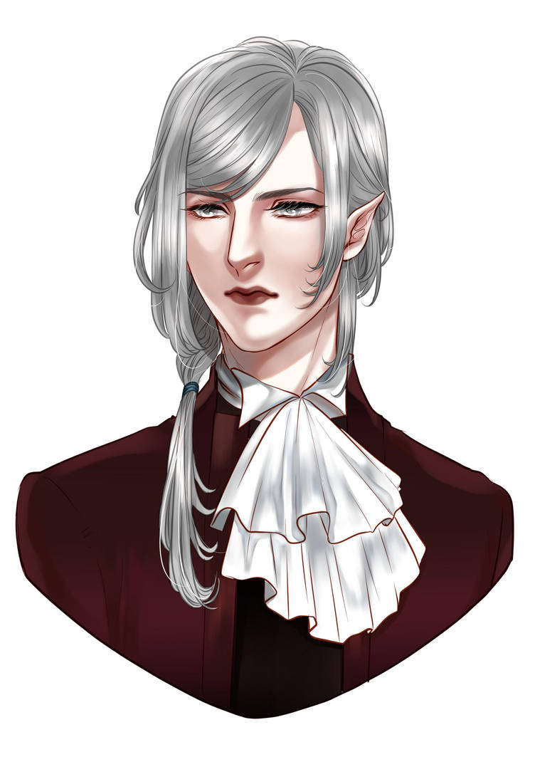 Vampire by Alizena