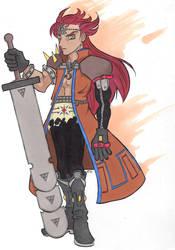 Nomura Ganon by crimsontriforce