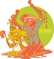 Slime by creatorofall