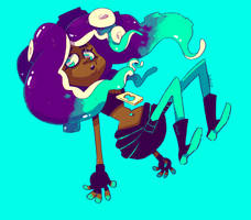 Marina the Free Fall by creatorofall