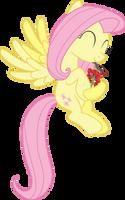 Fluttershy by leopurofriki