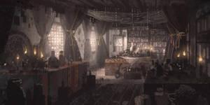 Magic room by ddal84
