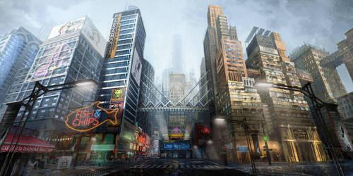 City2 by ddal84