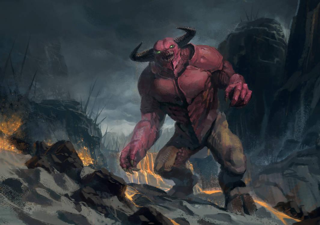 Baron (Doom) by ddal84