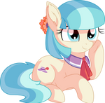 Coco Pommel Vector 13 - Smile by CyanLightning