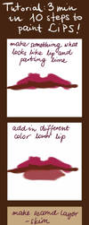 LIPS tutorial by TalaStrogg