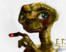 E.T. by TalaStrogg