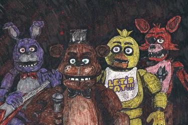 5 Nights at Freddys by Chuck-K