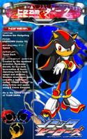 Shadow the Hedgehog by CaptRicoSakara