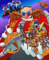 I am the E.G.G.M.A.N. by CaptRicoSakara