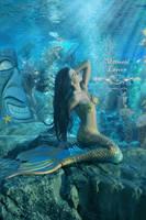Mermaid Paradise by AlexandriaLaNier