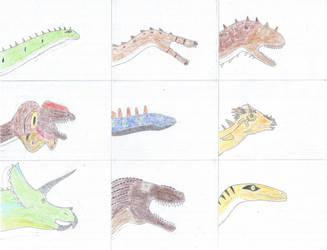 Jurassic World: Fallen Lizards by PCAwesomeness