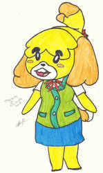 Isabelle by Alabaster-Pony