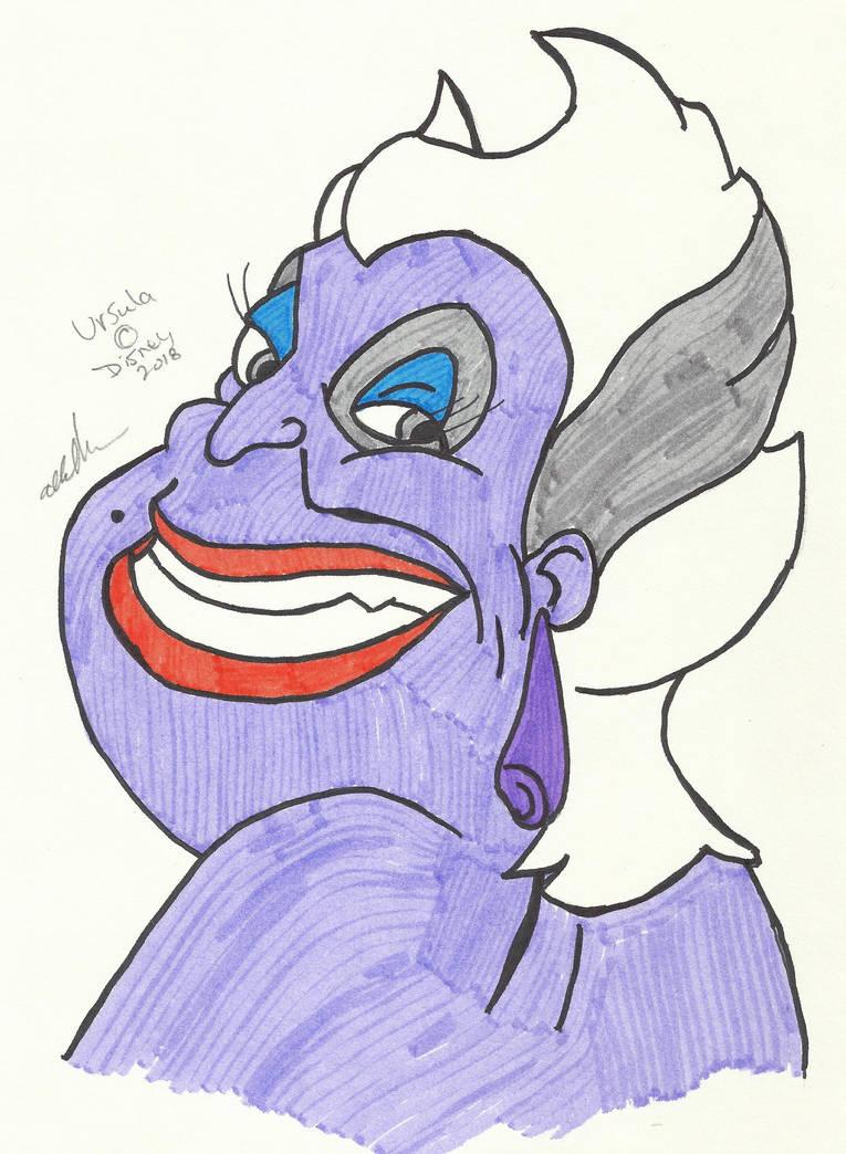 Ursula by Alabaster-Pony